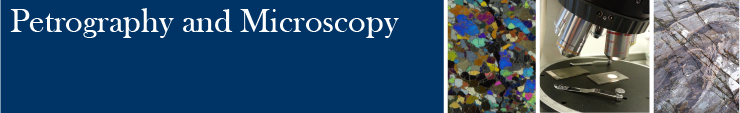 Petrography and Microscopy