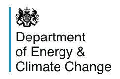 DECC Logo (c) UK Government