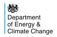 DECC Logo (c) UK Government