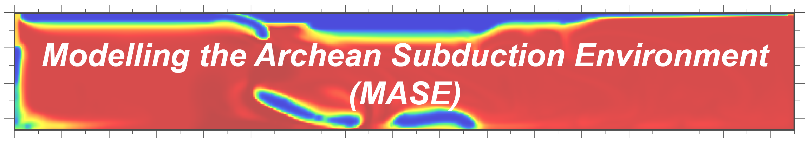 Modelling the Archean Subduction Environment (MASE)