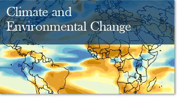 Theme: Climate and Environmental Change link button