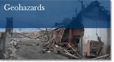 Theme: Geohazards link button