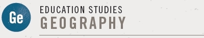 Education Studies-Geography