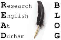 Research in English At Durham Blog