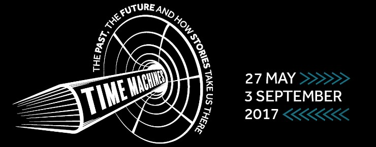 Time Machines exhibition