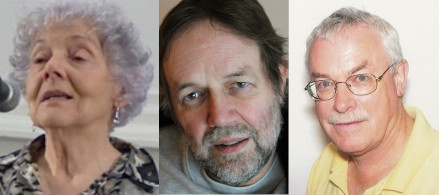 Carole Coates, Tony Roberts and Paul McLoughlin