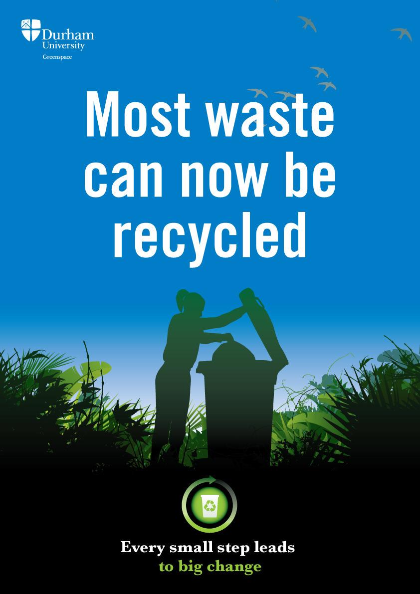 greenspace waste durham university