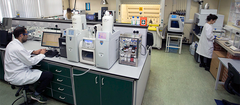 Prep / Analysis Laboratory (Teaching)