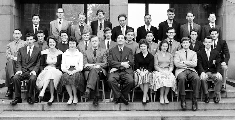 Freedom Is Slavery >> Department of Geography : Graduation 1960 - 1969 - Durham University