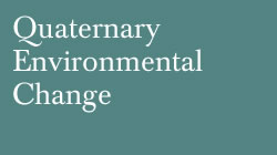 Quaternary Environmental Change (QEC)
