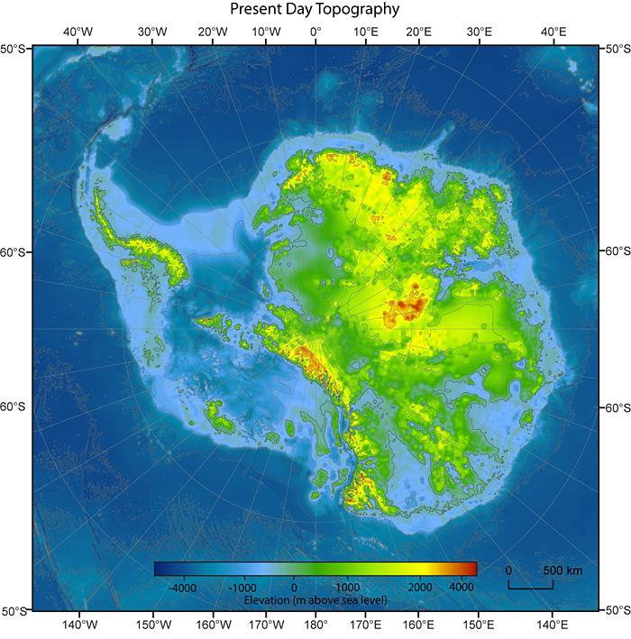 Department of Geography : Antarctic Erosion - Durham University