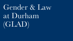 Gender and Law at Durham
