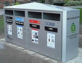 Greenspace : Waste - Durham University