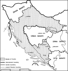 Territorial Proposals for the Settlement of the War in Bosnia-Hercegovina - image