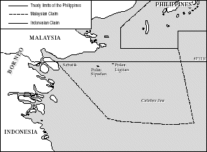 The Territorial Dispute between Indonesia and Malaysia over Pulau Sipadan and Pulau Ligitan in the Celebes Sea: a Study in International Law - image
