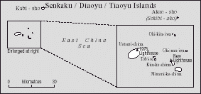 Territorial Disputes among Japan, China and Taiwan Concerning the Senkaku Islands - image