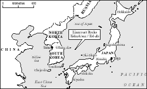 The Resolution of the Territorial Dispute between Korea and Japan over the Liancourt Rocks - image