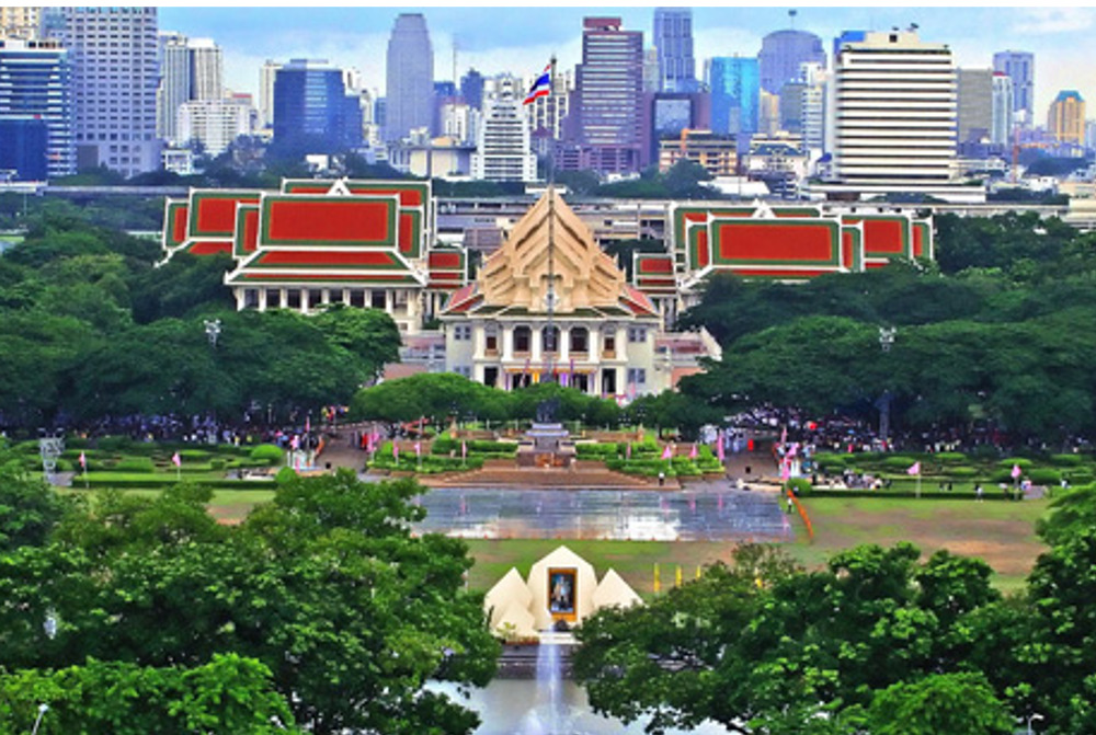 the green university initiative for chulalongkorn