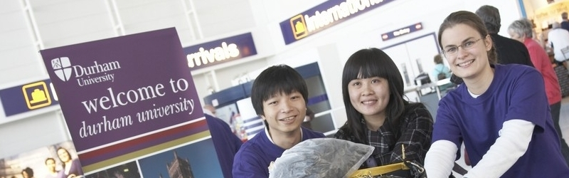 International induction and welcome events durham university - Durham college international office ...