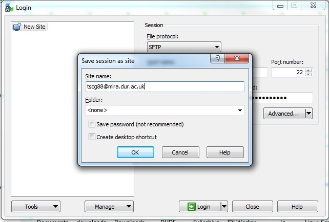 Computing and Information Services : Windows Secure external access