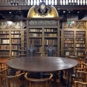 Bishop Cosin's Library