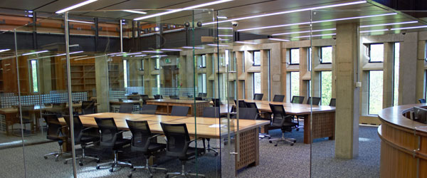 Image of Barker Research Library Search Room
