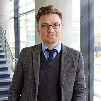 James Bisset, Academic Liaison Librarian