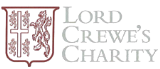 Lord Crewe's Charity logo linking to website