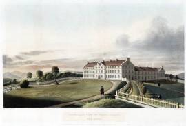 Ushaw College in 1821