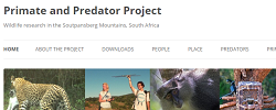 Primate and Predator Project