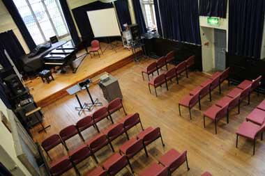 Music Facilities Durham University