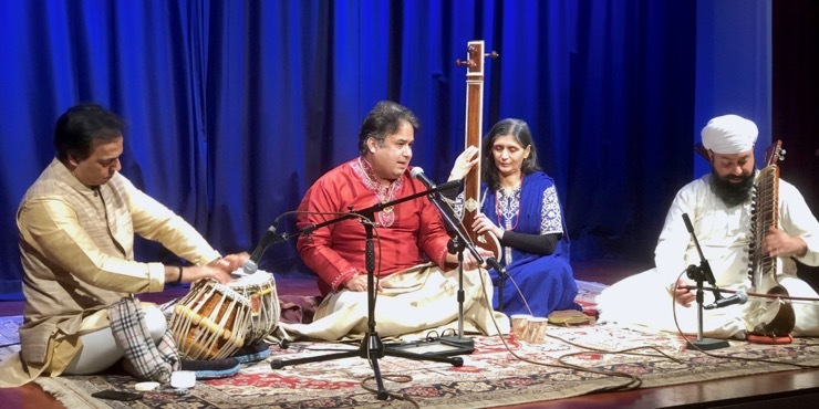 Khyal: Music and Imagination - The Nehru Centre 14