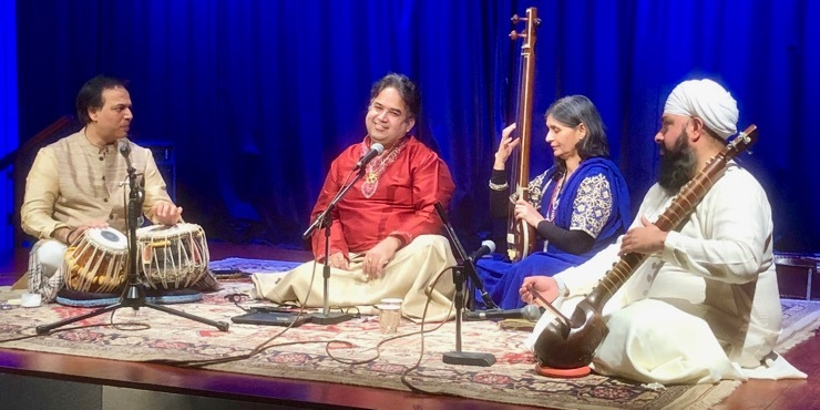 Khyal: Music and Imagination - The Nehru Centre 15