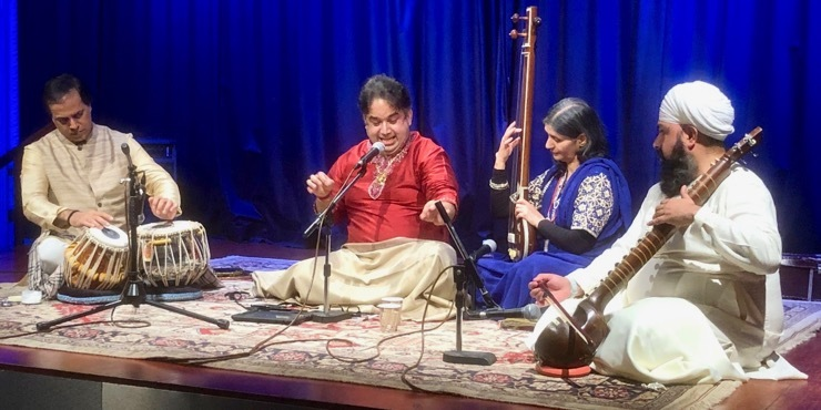 Khyal: Music and Imagination - The Nehru Centre 16