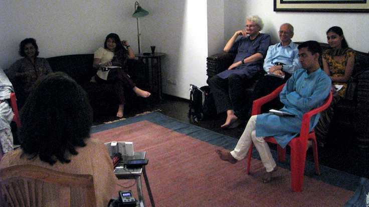 30 Jan 2010 - Mumbai - Listening session
