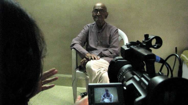3 Feb 2010 - Mumbai - Interview - V. R. Athavale