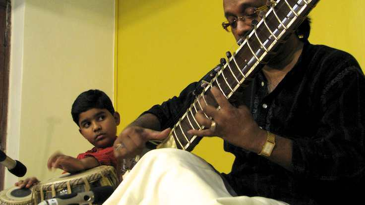 6 Feb 2010 - Mumbai - Concert - Nayan Ghosh