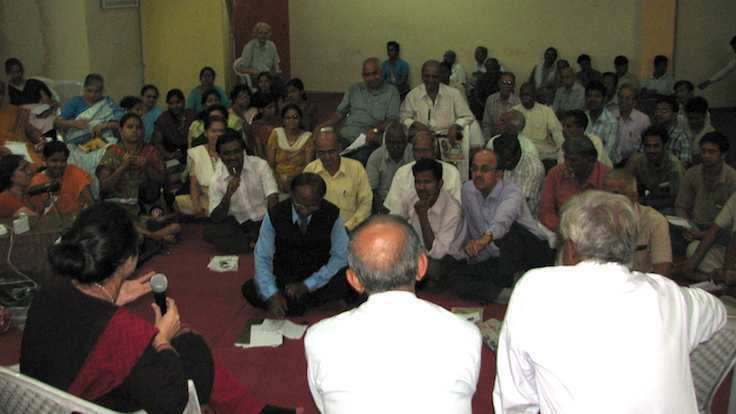 10 Mar 2010 - Kolhapur - Listening session