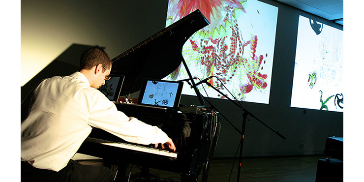 Composition and performance research creates new forms of musical expression