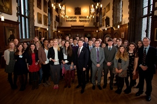 Us ambassador to the uk visits durham university durham - Durham university international office ...