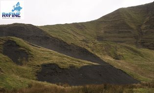 Image of Carboniferous shales in Edale, Derbyshire