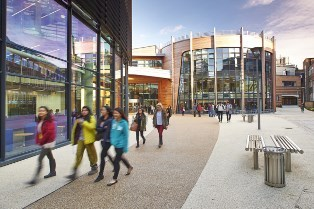 Image of the Bill Bryson Library
