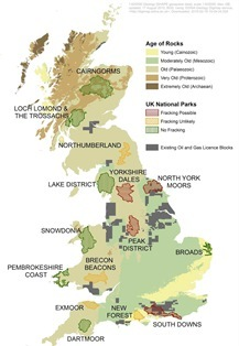Most Of Britain S National Parks Don T Have The Right Rocks