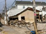 Hurricane Sandy impact on Breezy Point