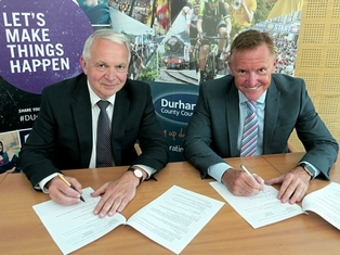 Working together to benefit Durham - Durham University
