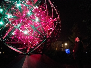 Cosmoscope at Lumiere Durham 2017
