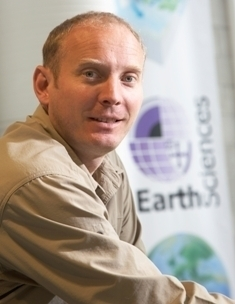 Dr Dougal Jerram,Earth Sciences