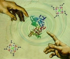 Molecular structure: Chem. Commun., 2008: The Royal Society of Chemistry