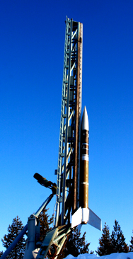 2014 REXUS rocket launch