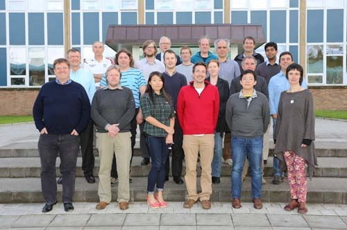 Centre for Materials Physics Members